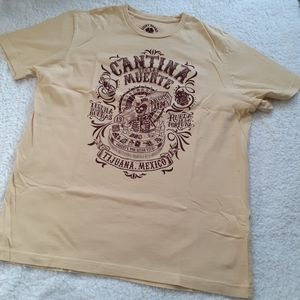 Luck Brand Good Luck Original Cantina Mexico Tee